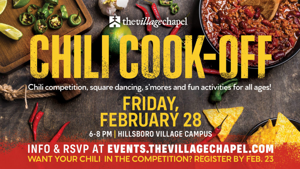 Chil Cook-off